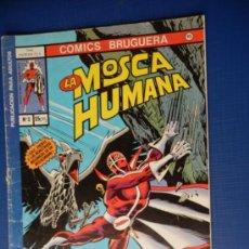 LA MOSCA HUMANA NUM. 3 COMICS BRUGUERA