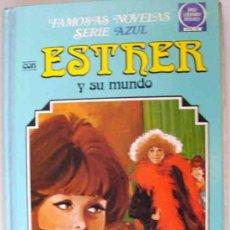 Tebeos: ESTHER Y SU MUNDO. TOMO 1. FAMOSAS NOVELAS SERIE AZUL. BRUGUERA 1978 (ST/B100). Lote 32810462