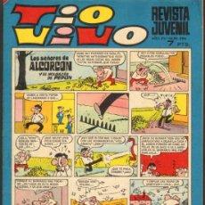 Tebeos: TEBEOS-COMICS GOYO - TIO VIVO - BRUGUERA - Nº DIFICIL - 596 *AA99. Lote 32925409