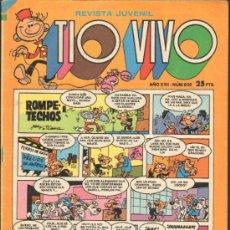 Tebeos: TEBEOS-COMICS GOYO - TIO VIVO - BRUGUERA - Nº DIFICIL - 939 *AA99. Lote 32925419