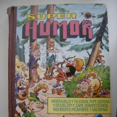 Tebeos: SUPER HUMOR VOLUMEN XVI. BRUGUERA, 3ª ED, 1981.. Lote 32944093