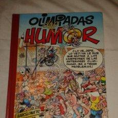Tebeos: SUPER HUMOR Nº 2 OLIMPIADAS DEL HUMOR. Lote 32945754