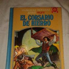 Tebeos: EL CORSARIO DE HIERRO TOMO 3 BRUGUERA. Lote 32953417