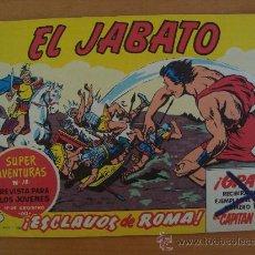 Tebeos: TEBEO EL JABATO Nº 1 EDICION 1991. Lote 32955010