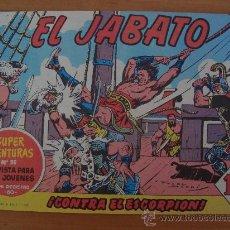 Tebeos: TEBEO EL JABATO Nº 8 EDICION 1991. Lote 32955061