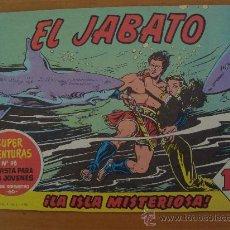 Tebeos: TEBEO EL JABATO Nº 9 EDICION 1991. Lote 32955068