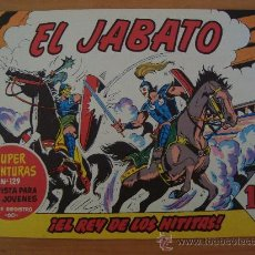 Tebeos: TEBEO EL JABATO Nº 19 EDICION 1991. Lote 32955081