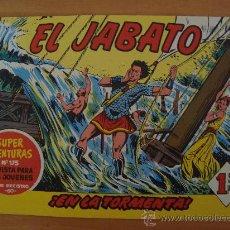 Tebeos: TEBEO EL JABATO Nº 40 EDICION 1991. Lote 32955104