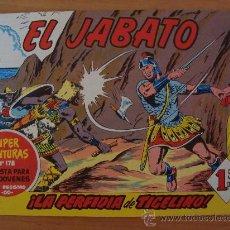 Tebeos: TEBEO EL JABATO Nº 41 EDICION 1991. Lote 32955108