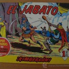 Tebeos: TEBEO EL JABATO Nº 42 EDICION 1991. Lote 32955111