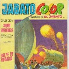 Tebeos: EL JABATO - COLOR - AÑO IV - Nº 109. Lote 32983748