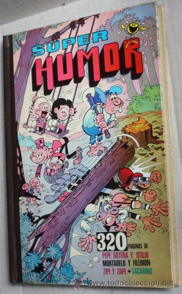 SUPER HUMOR X (10). BRUGUERA. (Tebeos y Comics - Bruguera - Super Humor)