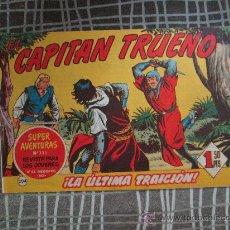Tebeos - EL CAPITAN TRUENO N 204, ANTIGUO - 33107121