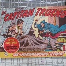 Tebeos - EL CAPITAN TRUENO N 313, ANTIGUO - 33178165