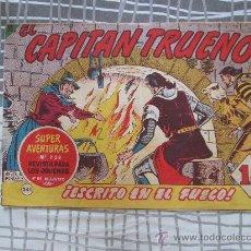Tebeos: EL CAPITAN TRUENO N 341, ANTIGUO. Lote 33180741