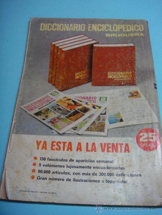 Tebeos: COMIC. MORTADELO GIGANTE Nº 9. 60 pts. 1976. - Foto 2 - 33939045