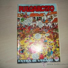 Tebeos: PULGARCITO - EXTRA DE VERANO 1971 -EDITORIAL BRUGUERA -CON EL SHERIFF KING - . Lote 33316573