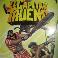Tebeos: CAPITAN TRUENO 17. SELECCION EDICIONES HISTORICAS. LA HUIDA. EDICIONES B 87. Lote 33389571