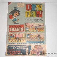 Tebeos: DIN DAN - REVISTA PARA TODOS - NR: 64 (1965). Lote 33466964