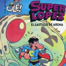 Tebeos: SUPER LOPEZ Nº23 (DIBUJOS: JAN). Lote 33487928