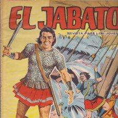 Tebeos: COMIC JABATO ALBUM GIGANTE Nº 4. Lote 33513200
