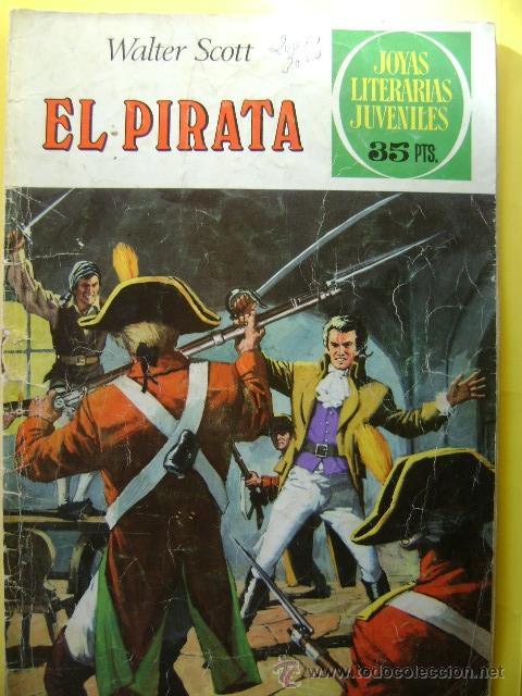 EL PIRATA - JOYAS LITERARIAS JUVENILES #6 - 1979 (Tebeos y Comics - Bruguera - Joyas Literarias)