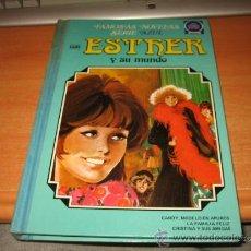 Tebeos: ESTHER Y SU MUNDO SERIE AZUL Nº 1.- 3ª EDICION 1983. Lote 33538328