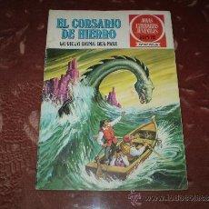 Tebeos: EL CORSARIO DE HIERRO Nº 2. Lote 33552650