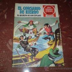 Tebeos: EL CORSARIO DE HIERRO Nº 5. Lote 33552668