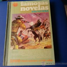 Tebeos: FAMOSAS NOVELAS VOLUMEN XVI - BRUGUERA 1ª EDICION 1979 - 416 PAGINAS A COLOR. Lote 33572099