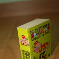 Tebeos: COMIC MINI INFANCIA EL BOTONES SACARINO N 29 EDITORIAL BRUGUERA. AÑOS 70. Lote 33679180