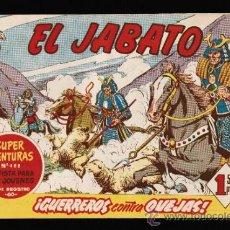 Tebeos: EL JABATO Nº 152 - BRUGUERA - ORIGINAL. Lote 33716639