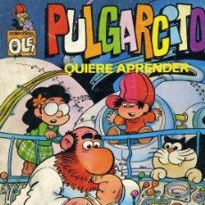 Tebeos: PULGARCITO Nº3 (BRUGUERA, 1982). DIBUJOS: JAN. Lote 33811080
