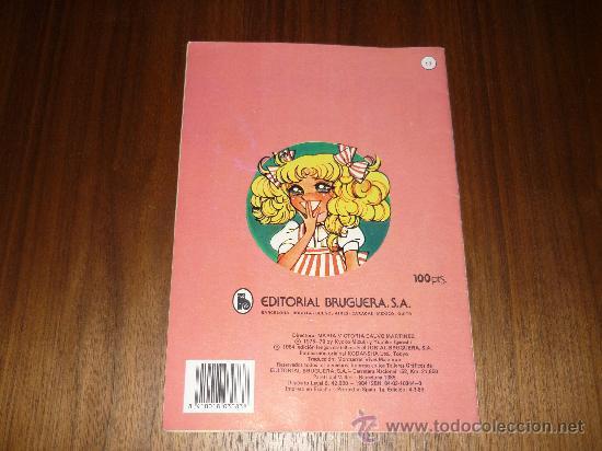 Tebeos: CANDY CANDY - Nº 17 BRUGUERA ALBERT EN LONDRES 1984 - Foto 2 - 33820428