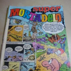 Tebeos: SUPER MORTADELO. NUMERO EXTRA. Nº 34. EDITORIAL BRUGUERA. 1975. ANUNCIO SRTA PEPIS. FANNY. COMIC. Lote 33967418