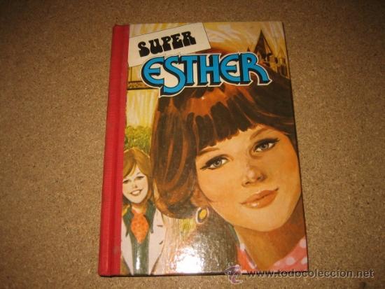 SUPER ESTHER Nº 7 DE BRUGUERA 1ª EDICION 1983 (Tebeos y Comics - Bruguera - Esther)