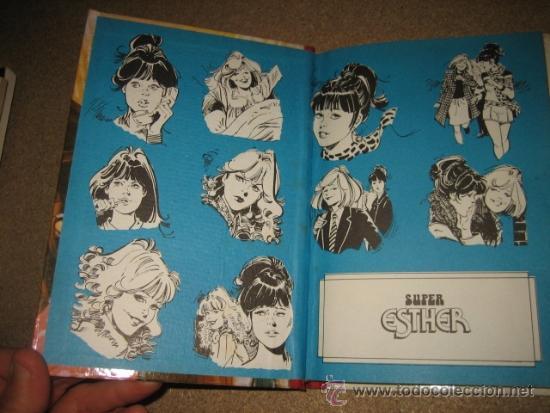 Tebeos: SUPER ESTHER Nº 7 DE BRUGUERA 1ª EDICION 1983 - Foto 2 - 34017132