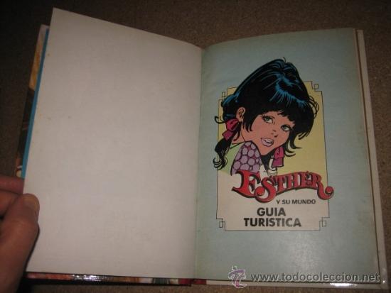 Tebeos: SUPER ESTHER Nº 7 DE BRUGUERA 1ª EDICION 1983 - Foto 3 - 34017132