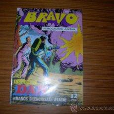 Tebeos: INSPECTOR DAN DE BRAVO Nº 9 DE BRUGUERA . Lote 34020772