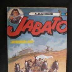 Tebeos: EL JABATO. ALBUM COLOR Nº 4. BRUGUERA. Lote 34086408