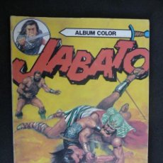Tebeos: EL JABATO. ALBUM COLOR Nº 7. BRUGUERA. Lote 34086415