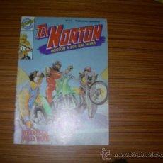 Tebeos: TEX NORTON Nº 11 DE BRUGUERA . Lote 34041857