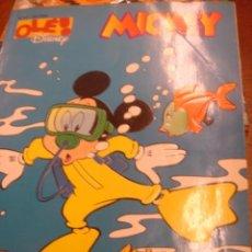 Tebeos: MICKEY EL MISTERIO EN EL LAGO DE LOS CASTORES 1996. Lote 34077471