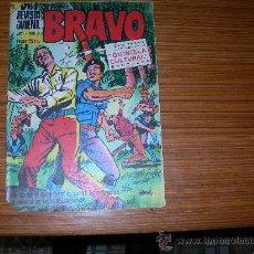 Tebeos: BRAVO Nº 2 BRUGUERA . Lote 34118879