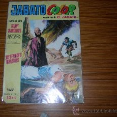 Tebeos: JABATO COLOR SEGUNDA EPOCA Nº 31 DE BRUGUERA. Lote 34143791