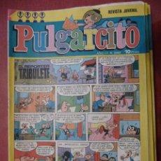 Tebeos: PULGARCITO. Nº 2282. BRUGUERA. Lote 34133590