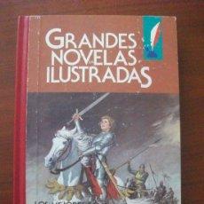 Tebeos: GRANDES NOVELAS ILUSTRADAS TOMO 11 BRUGUERA. Lote 34145094