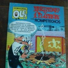 Tebeos: MORTADELO Y FILEMON. MUNDIAL 82. OLE. Lote 34187178