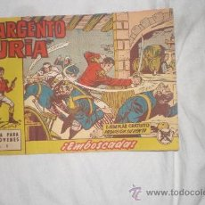 Tebeos: SARGENTO FURIA Nº 1. Lote 34201939