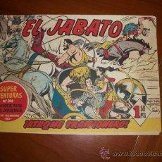 Tebeos: EL JABATO Nº 49 ORIGINAL EDITORIAL BRUGUERA . Lote 34367866